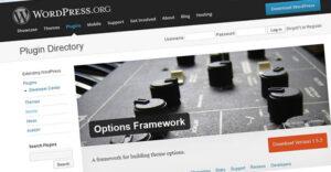 wordpress-options-framework-plugin