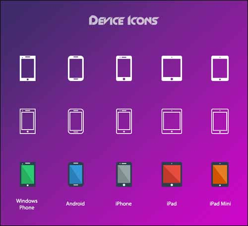 Free_PSD_Device_Icons